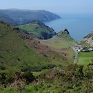 Valley of the Rocks by James1980
