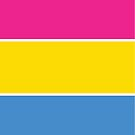 Pansexual Pride Flag by ShowYourPRIDE