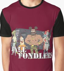 Ball Fondlers Graphic T-Shirt