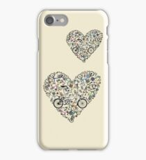 I Love Brompton Bikes iPhone Case/Skin