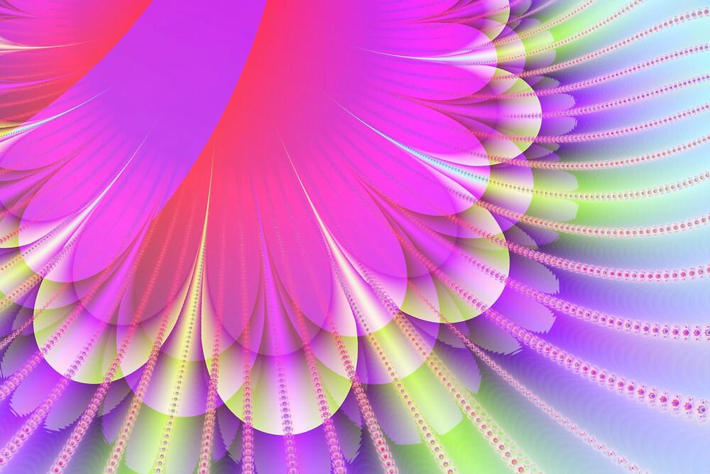 Pastel petals by AgnesAM