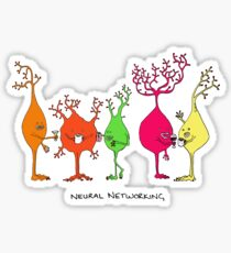 Neural Networking Sticker
