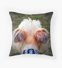 Where Are You - Where Am I? Throw Pillow