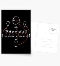 Rebel Playbook Postcards