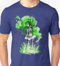 Rainbow Punk: Malachite Bassdrop T-Shirt