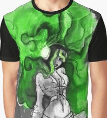 Rainbow Punk: Malachite Bassdrop Graphic T-Shirt