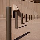 Bollards at the Opera by PenelopeLawry