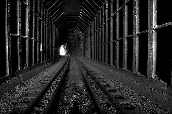 Black Canyon Train Tunnel by SRLongstroth