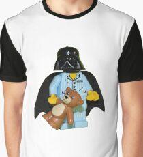 Sleepy Darth Vader Graphic T-Shirt
