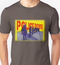 Police Power Unisex T-Shirt