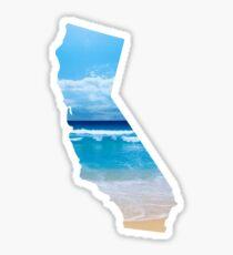 Cali Love, California Love, California Dreaming Sticker