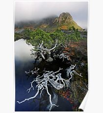 Highlands Tarn and Cradle Peaks Poster