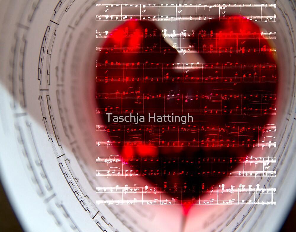 Music of the heart by Taschja Hattingh