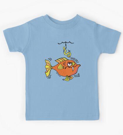 Suspicious Fish Kids Clothes