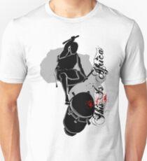 African Drummer III Unisex T-Shirt