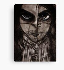 Insomnia 2 - Sepia Canvas Print