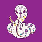Ekans Pokemuerto | Pokemon & Day of The Dead Mashup by abowersock