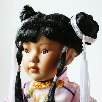 Oriental beauty by KarenTregoning