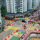 Playing in Whampoa by paulmcardle