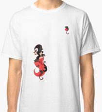 Sexy Cat Lady Classic T-Shirt