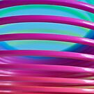 Rainbow Slinky 9 by Steve Purnell