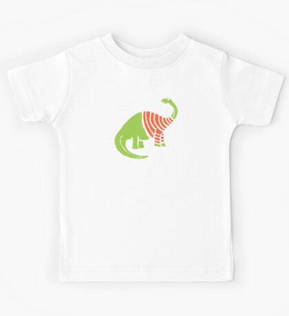 Brontosaurus in a Sweater  Kids Clothes