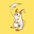 Raichu Pokemuerto | Pokemon & Day of The Dead Mashup by abowersock
