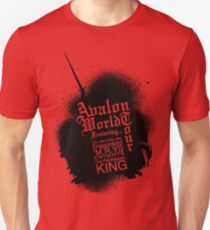 Avalon World Tour T-Shirt
