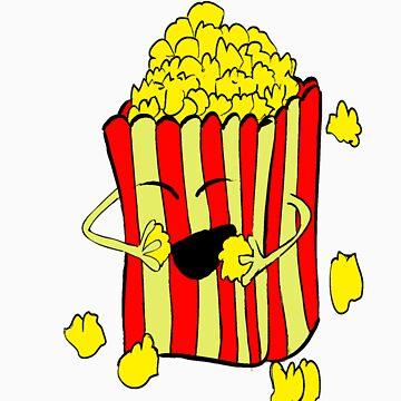 Popcorn by LesterBear