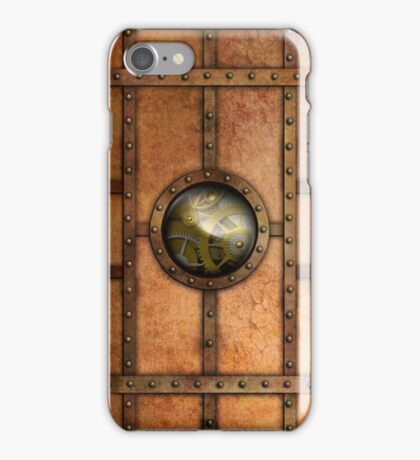 Clockwork Invention iPhone Case/Skin