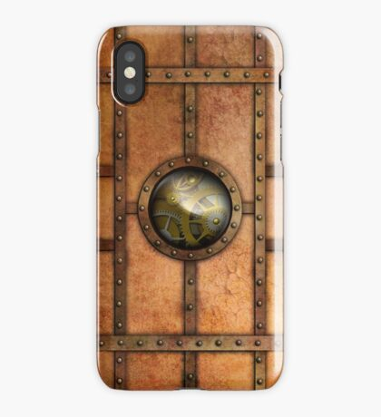 Clockwork Invention iPhone Case