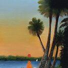 Evening Sail by Gordon Beck