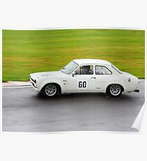 Ford Escort MK1 Poster