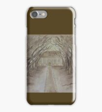 Plantation iPhone Case/Skin