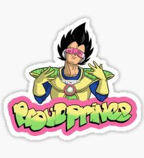 Proud Prince Sticker