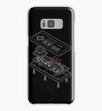 Blueprint Famicom Samsung Galaxy Case/Skin