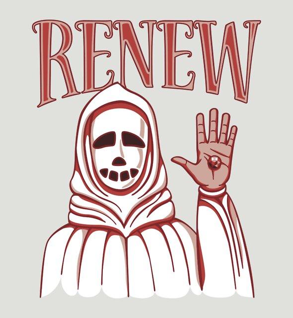 Renew by DoodleDojo