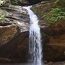 Waterfall 2 by Jory Authement