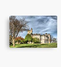 Airthrey Castle Canvas Print
