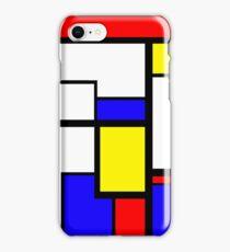 Piet Mondrian iPhone Case iPhone Case/Skin