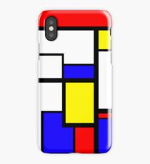 Piet Mondrian iPhone Case iPhone Case/Skin