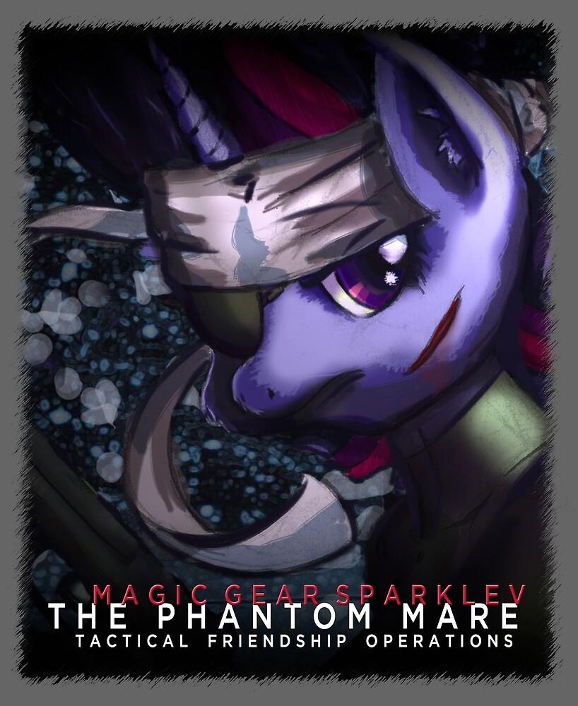 MAGIC GEAR SPARKLE: THE PHANTOM MARE by DistopiaDesing
