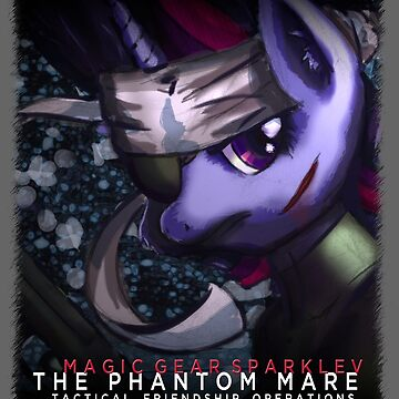 MAGIC GEAR SPARKLE: THE PHANTOM MARE by DistopiaDesing