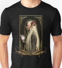 Thranduil and the Arkenstone Unisex T-Shirt