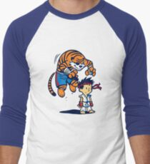 Tiger! Men's Baseball ¾ T-Shirt