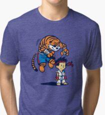 Tiger! Tri-blend T-Shirt