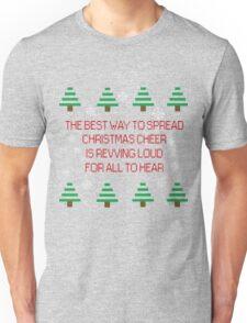 Spreading Xmas cheer Unisex T-Shirt