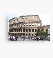 Colosseo, Roma Canvas Print