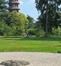 The Pagoda at Kew Sticker