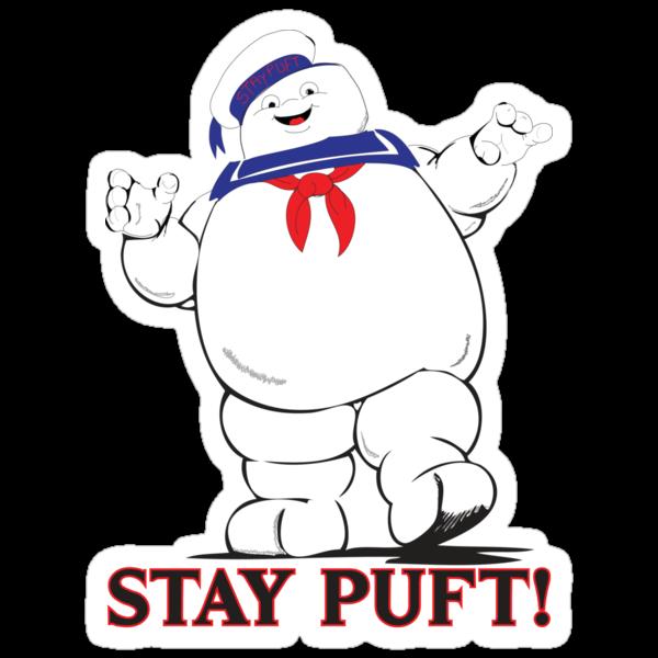 Stay Puft! by Raymond Doyle (BlackRose Designs)